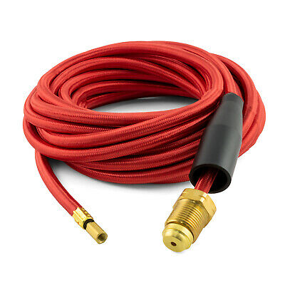 Water Cooled Power Cable 8 Meter Suits 20 series TIG Torch 8m 45V04