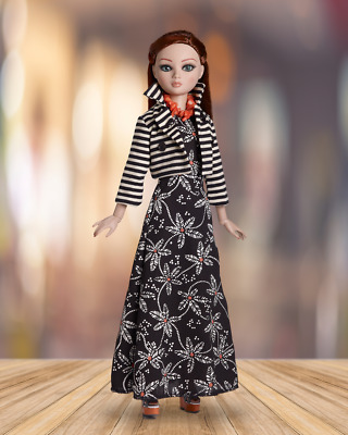 New Mib-Tonner-Wilde Imagination Bored Walk Outfit Ellowyne-Lizette-Amber Doll