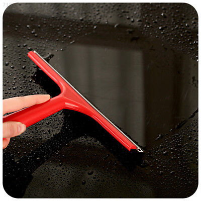 A9DD Simple Mirror Glass Wiper Silicone Blade Cleaning Shower Screen Washer