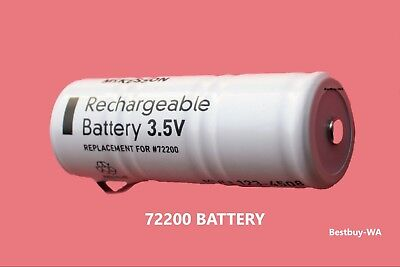 72200 3.5V BATTERY REPLACEMENT for WELCH ALLYN 71000 PLUG-IN or 71670 HANDLES