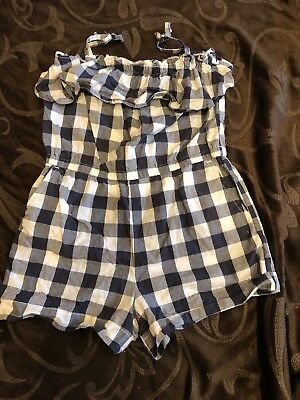 Girls Gap Shorts Playsuit Age 5 Years