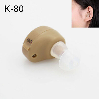 Ultra Small Invisible Sound Amplifier Hearing Aid Sound Enhancement Deaf Aid