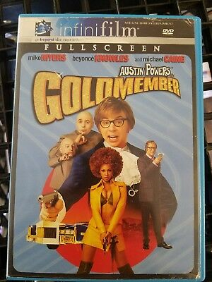 Austin Powers in Goldmember (DVD) Combine Shipping and SAVE MONEY!!! SHIPS FAST!