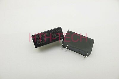 507HN-1AC-F-C-12VDC Power Relay 17A 250VAC same as 888H-1AH-F-C-12VDC x 5pcs