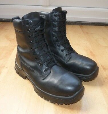 British Army Issue YDS Goliath Lightweight Safety Steel Toe Cap Boots Uk 5 Eu 38