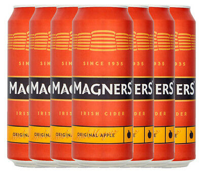 Magners Irish Cider (24x500ml) **Kein Pfand!**