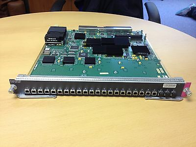 Cisco WS-X6524-100FX-MM Catalyst 6500 Serie 24-port 100FX-MMF Modul Karte