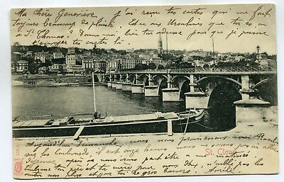 CPA - Carte Postale - France - Saint Cloud - 1903 (SV6246)
