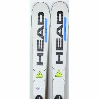 Head WORLDCUP i.RACE  - skis d'occasion Junior