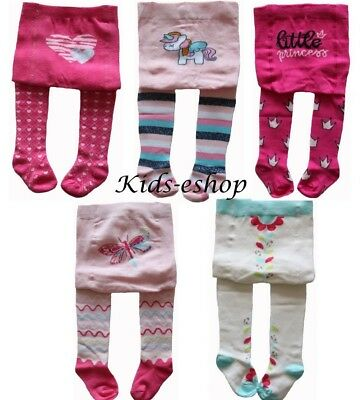 Girls Baby Toddler Kid Cotton Tights Leg Warmers 0-3,6,9,18,24 months