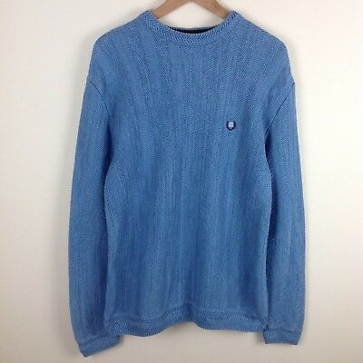 b7cd1c7a0 Vintage 90 s Chaps Ralph Lauren Knitted Jumper Size Large