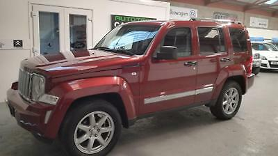 Jeep Cherokee Limited 2.8 CRD 4X4 4WD Automatic 2009