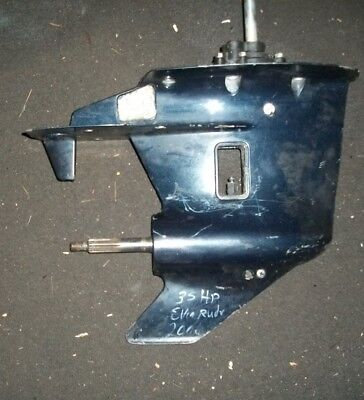 2000 35hp Evinrude  /  Johnson Outboard Lower unit long shaft
