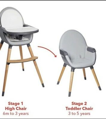Skip Hop Tuo High Chair Convertible6m-5yrs old (304200NEW)