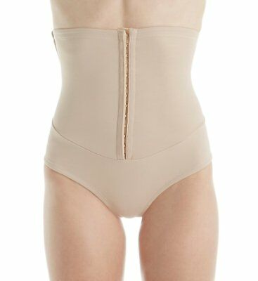 48028718761f2 Miraclesuit Waist Cinching off waist cinching Corset thong 2728 Nude Small s