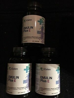 EMULIN E PLUS.  Carb & Sugar Manager Reduce Blood Sugar All Natural Diabetic Aid