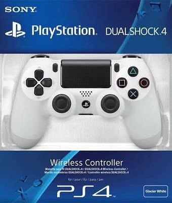 Sony DualShock 4 Wireless Controller PlayStation 4 PS4 - Weiß (9894650) NEUWARE