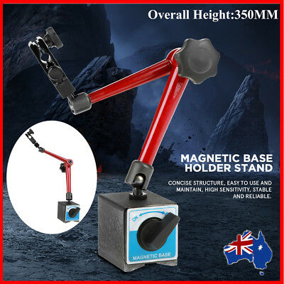 350 MM Magnetic Base Holder Stand for Dial Test Indicator Gauge Scale Precision