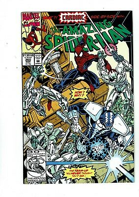 Amazing Spider-man #360, VF- 7.5, 1st Appearance Carnage (Cameo)