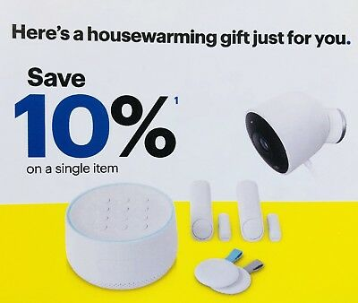 ➡️ BEST BUY—10% OFF Single Item—In-Store or Online—SENT FAST! Exp. 1/2/20