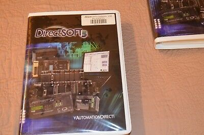 Automation Direct  Programming Software  DirectSoft5
