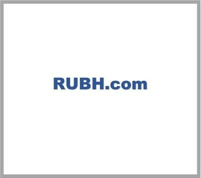 RUBH.com ~ Short Premium Pronounceable Domain Name ~ BRANDABLE LLLL 3 4 5 letter