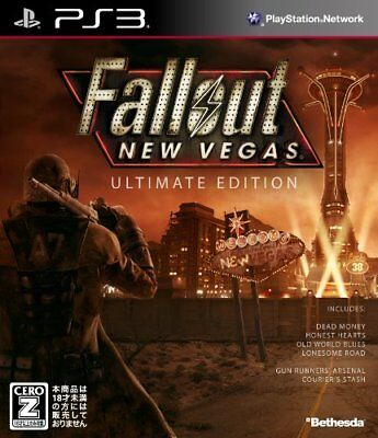 Used PS3 Fallout New Vegas: Ultimate Edition Japan