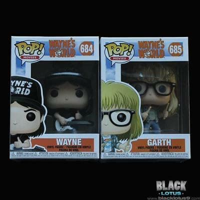 Funko Pop! Wayne's World Wayne Garth Myers Dana Movies Pop IN STOCK 684 685