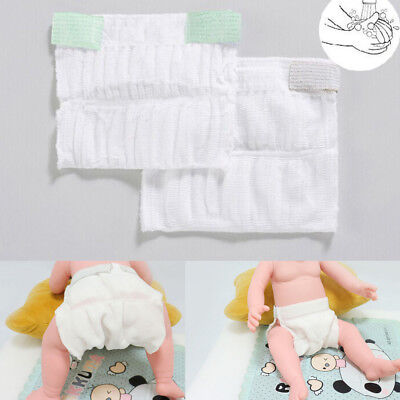 Pack of 1 Warp Knitted Newborn Baby Nappy Cover Adjustable Reusable Washable