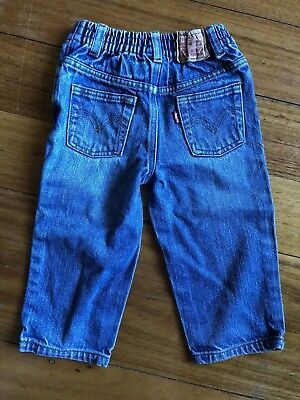 Levis Denim Jeans Size 2 (24 mth)REDUCED!!!