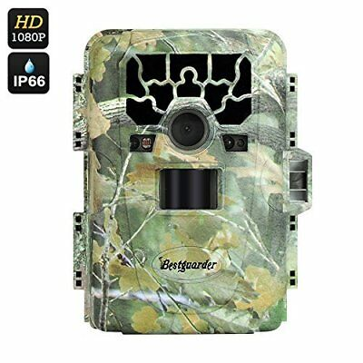 "Trail Hunting Camera Wildlife 2.4"" Game Cam12MP IR Night Vision Full HD 1080P OY"