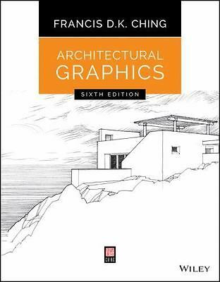 Architectural Graphics by Francis D. K. Ching (2015, Paperback)(PDF files)