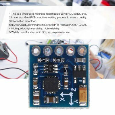 GY-271 HMC5883L Three-axis Digital Compass Magnetic Field Module Magnetometer TL