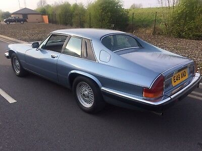 Jaguar XJS V12 coupe 22000 miles from new, absolutely mint condition.