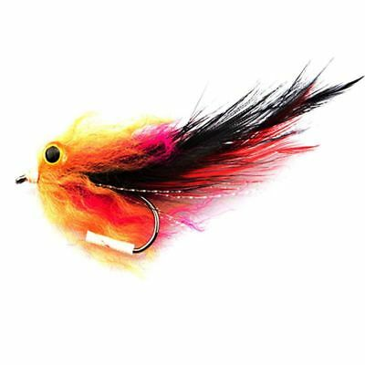 1pcs/bag New Trout Steelhead Salmon Pike Streamer Fly for Fly Fishing Flies S I2
