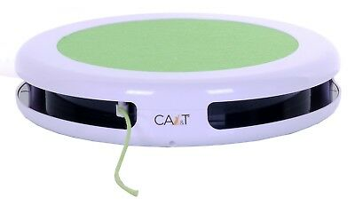 Two Way Cat Teaser Electronic Interactive Cat Toy