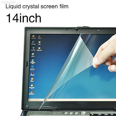 6A72 Dustproof Screen Protector Thin 14 Inch Anti-Glare Laptop Protective Film