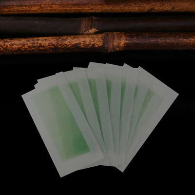 D82B Professional Quality Wax Strips Beauty Double Sided Sheet Hair Removal Shee