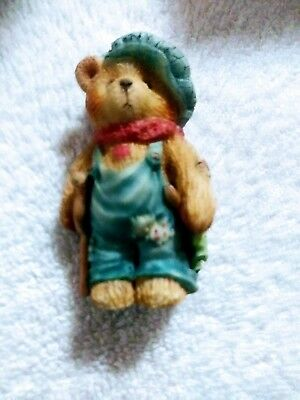 """Cherished Teddies Enesco Bears from the 90's """"TINY TED"""" 614777"""