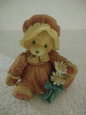 """Cherished Teddies Enesco Bears from the 90's """"PRUDENCE"""" 912808 (4R1/174)"""