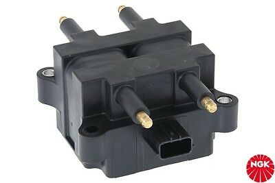 1x NGK Ignition Coil U2056 Stock Code 48255 in stock, fast despatch
