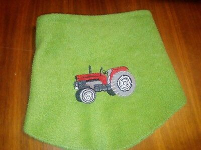 Fleece Schal Traktor