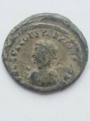 Roman bronze coin. Constantine II as Caesar (316-337)