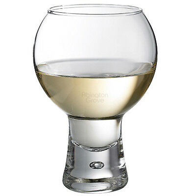 Set of 2 4 or 6 330ml Durobor Wine Glasses Small Gin & Tonic Balloon Cocktail