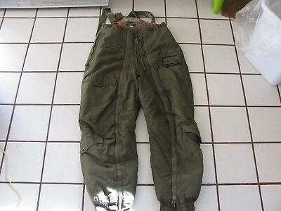 US Air Force US Army WW II Type A-11A Flying Trousers Flight Pants mens SZ 30