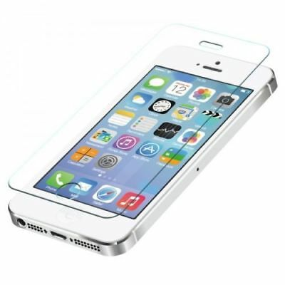 3 x 100% Genuine Tempered Glass Screen Protector for Apple iPhone 5, 5S, SE
