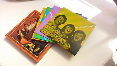 The Fireside Singers – Goodtime Songtime Box Set 1976 Readers Digest