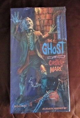 MONARCH THE GHOST OF CASTLE MARE long box PLASTIC MODEL KIT new in box