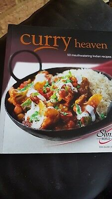 Slimming World Curry Heaven Recipes Book