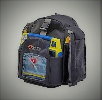 Cardiac Science Powerheart G3 Rescue Backpack